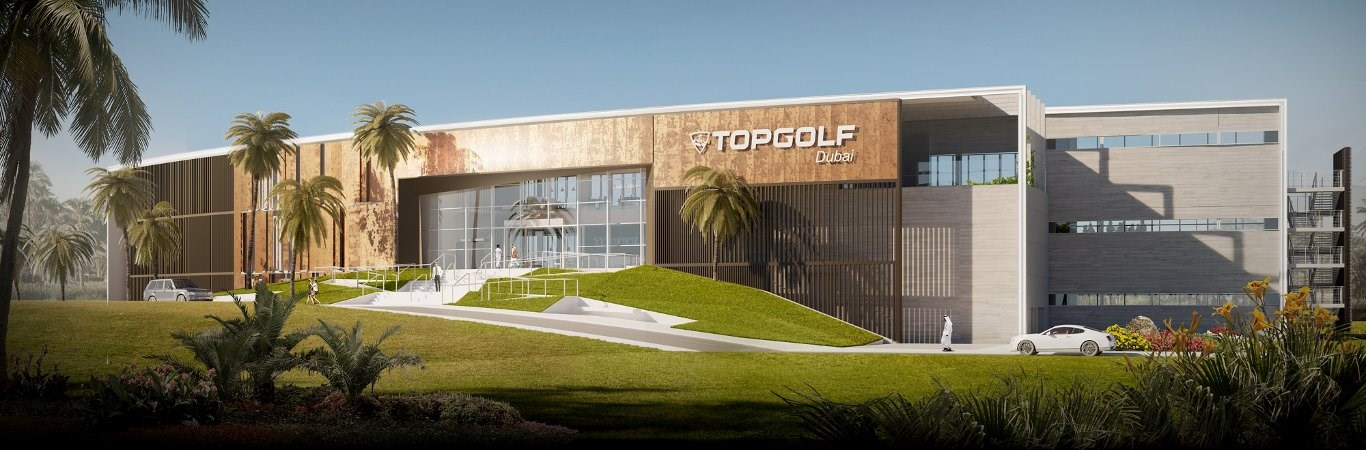 Top Golf banner image