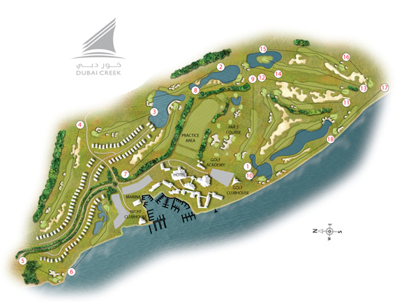 Creek Course Overview